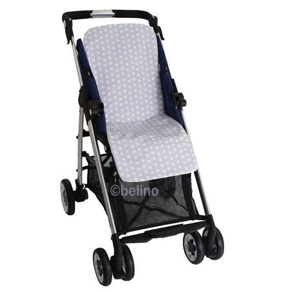 Verano colchoneta silla paseo elefantes marron - Colchoneta silla paseo ...